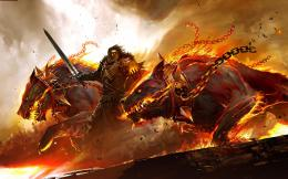 Guild Wars Factions Game Wallpapers 720