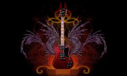 Guitar Desktop Wallpapers 969