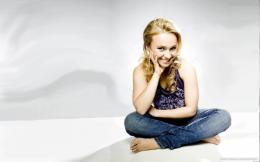 Hayden Panettiere Blue Jeans 1440×900 Wallpaper 1012