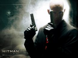 photo print tags hitman movie promo wallpaper agent 47 pistols 816