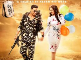 Sonakshi Sinha And Akshay Kumar Holiday Movie | 1024 x 768 | Download 1421