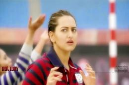 Sonakshi Sinha Holiday Movie HQ Wallpapers 707
