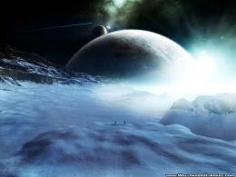 Ice Planet Wallpaper 1943