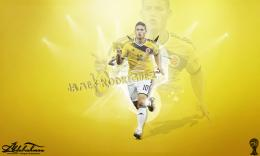 wallpaper james rodriguez 2014 by Designer Abdalrahman 1569
