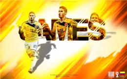 akfv james rodriguez wallpaper 2014 world cup 2014 by eldonhossam 1138