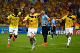 James Rodriguez Wallpapers in FIFA World Cup 2014 1178
