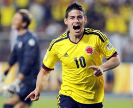 James Rodriguez Wallpapers 2014 1178