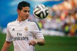 High Resolution James Rodriguez Real Madrid 2014 Free HD Wallpaper 135