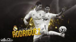 wallpaper james rodriguez 2014 by Designer Abdalrahman 291