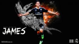 James Rodriguez Real Madrid Wallpaper by jafarjeef 1830