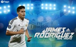 Wallpaper James Rodriguez Real Madrid by THIAGOJUSTINO 412