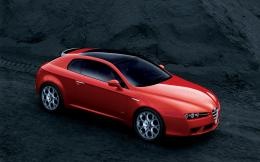 lancia red colour high definition wallpaper download free 733