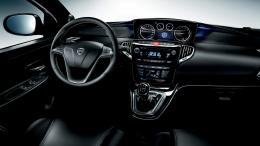 lancia ypsilon interior hd wallpapers backgrounds 1156