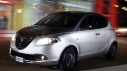 lancia ypsilon bicolor front side hd wallpapers 1166