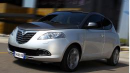 lancia ypsilon bicolor car pictures desktop 866