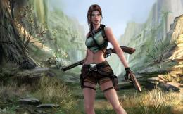 Lara Croft Wallpapers 1859