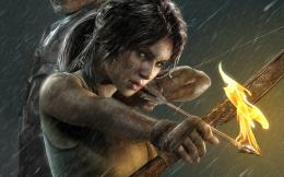 Lara CroftTomb Raider wallpaper 458