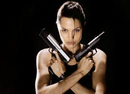 Lara Croft Angelina Jolie HD Movie WallpapersLara Croft Angelina 1991