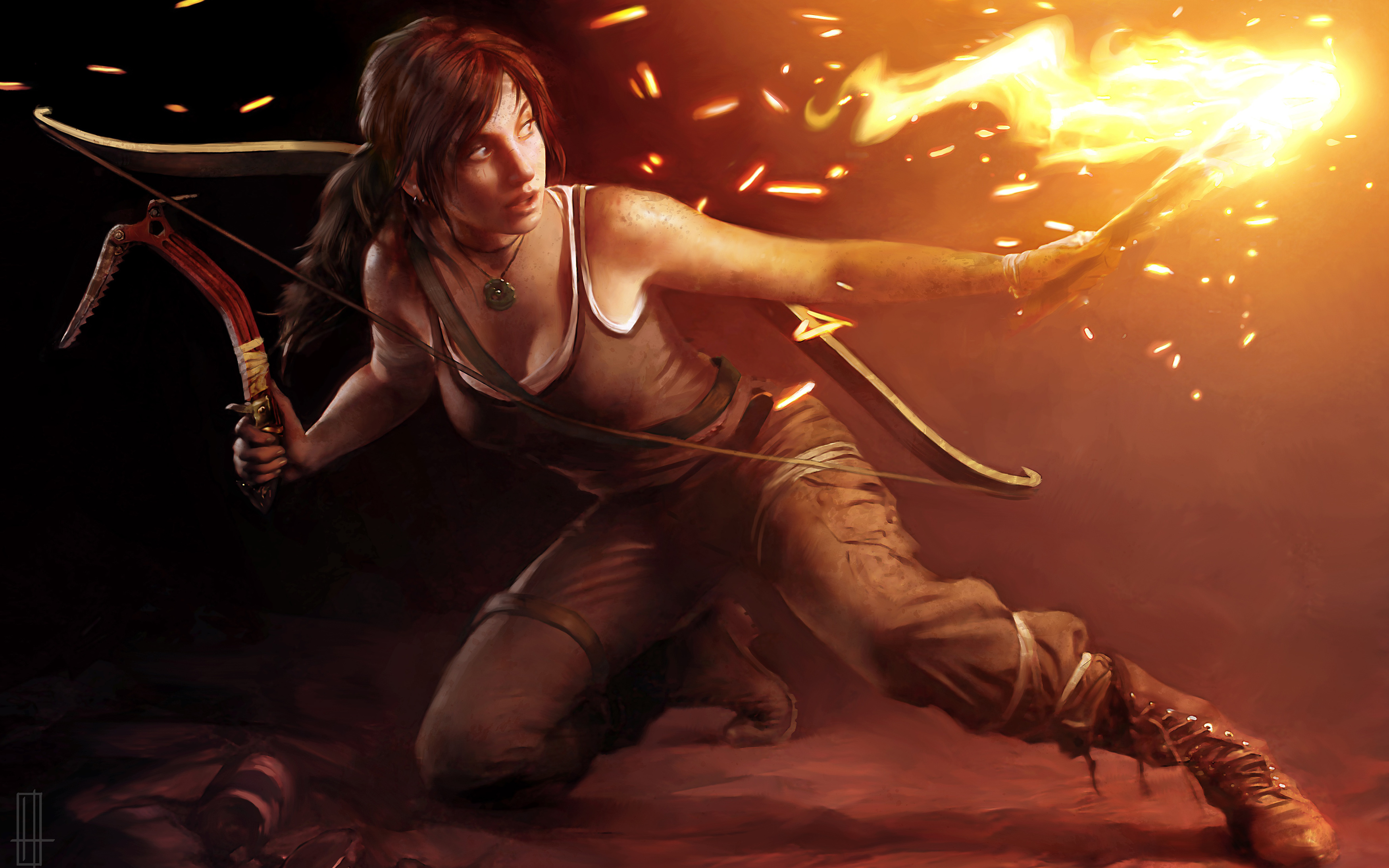 Lara Croft Tomb Raider 2012 1011