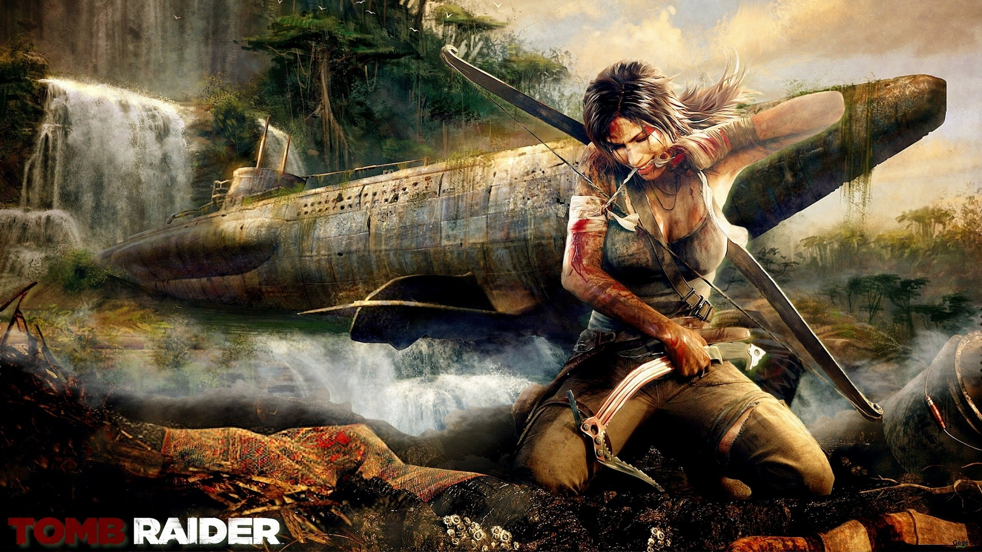 tomb raider 2013 wallpaper 1920x1080