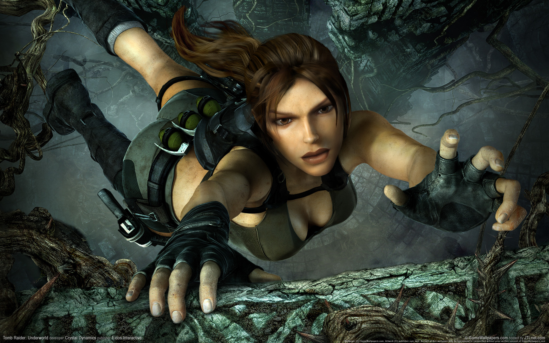 Lara Croft Tomb Raider Underworld 410