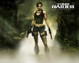 Tomb Raider Lara Croft 1960