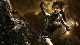 Lara Croft Wallpaper 839