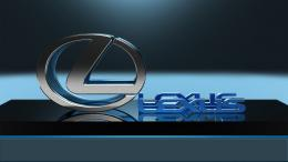 Lexus logo cars blue HD Wallpaper 1024x576 jpg 1765