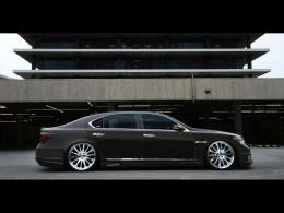 2010 Lexus LS 600h L by VIP Auto Salon 200