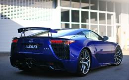 Lexus LFA HD Wallpapers 1828