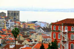 Lisbon City HD Wallpapers 1752
