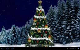 Christmas Tree Live Wallpaperscreenshot 1384
