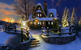 Live Christmas Wallpaper 874
