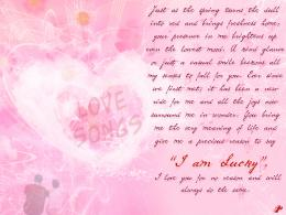 Valentine Love Song Desktop Wallpaper 959