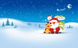 Christmas Wallpaper 802
