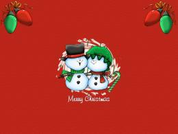 1024x768 Merry Christmas desktop PC and Mac wallpaper 715
