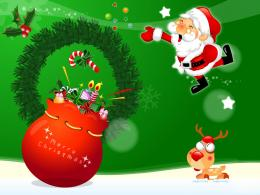 Merry Christmas Desktop Wallpapers 1537