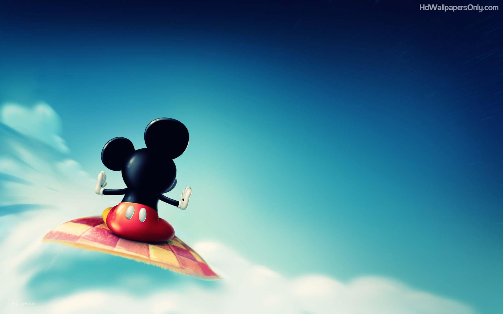 widescreen wallpapers of mickey - photo #4