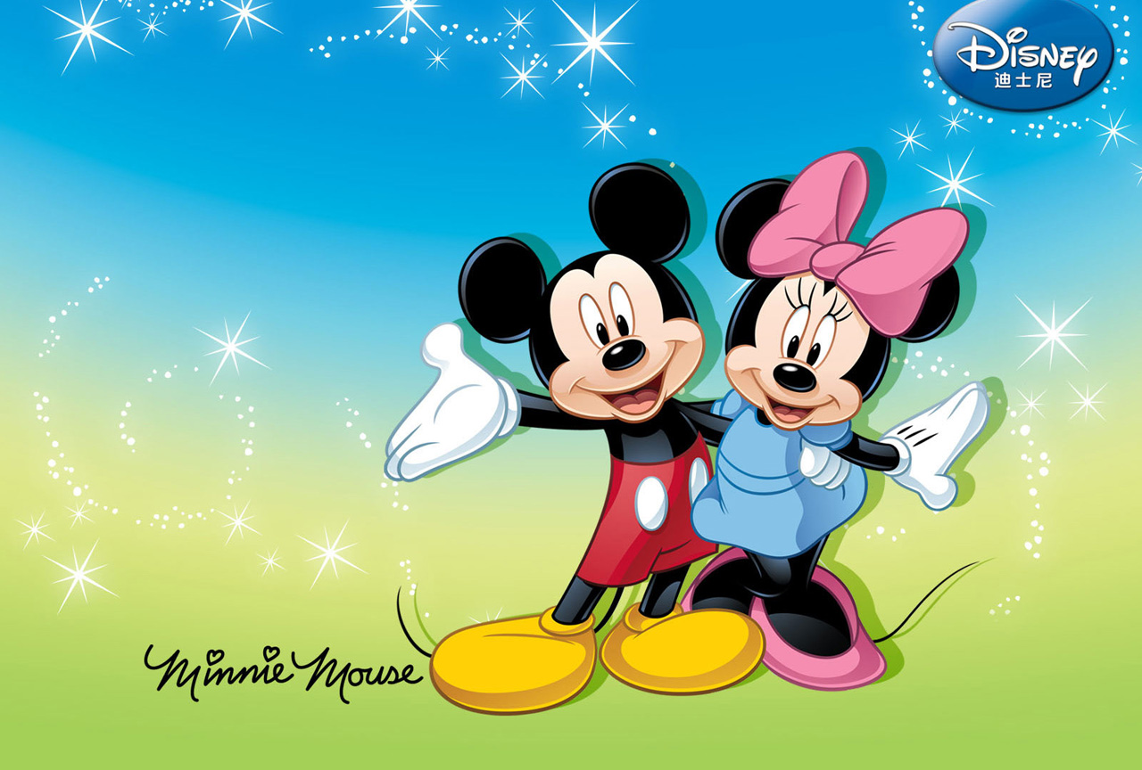 Mickey Mouse Wallpaper Full HD 404