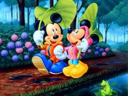 Mickey Mouse HD Wallpapers 1264