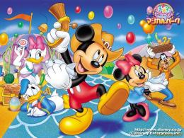 Mickey Mouse Wallpapers 1244