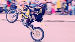 Motocross Stunt Wallpapers 1520