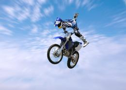 Motocross Stunt Wallpapers 454