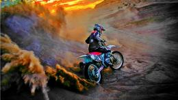 Motocross Stunt Race Bike 781