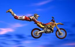 Motocross Stunt Wallpapers 1366