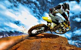 Motocross Stunt Wallpapers 1651
