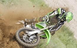 Motocross Stunt Wallpapers 1008