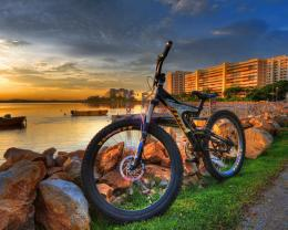 Mtb Mountain Bike Hd Wallpaper with 1280x1024 Resolution 474