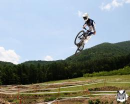 Downhill mountain biking wallpapers 612