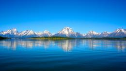 : The Wallpaper above is Nature lake mountains scenery Wallpaper 1840